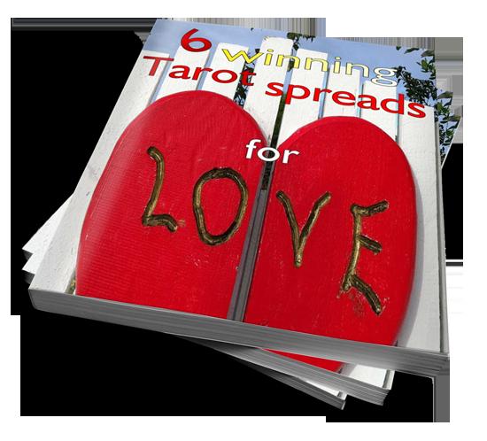 Six Winning Tarot Spreads for Love