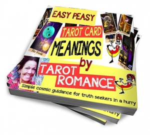 EASY PEASY TAROT CARD MEANINGS