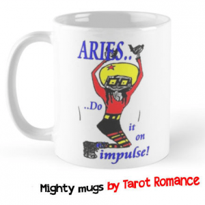Gifts for Aries by Tarot Romance