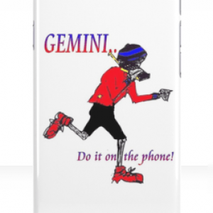 Star sign phone covers by Tarot Romance