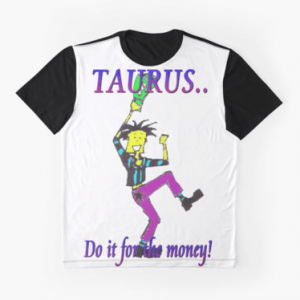 Graphic T-shirts by Tarot Romance