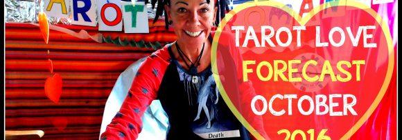 October 2016 Tarot Love Predictions
