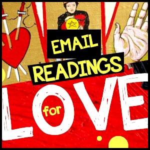 Email Tarot Reading for Love