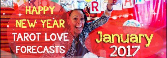 New Year Tarot Love Predictions January 2017