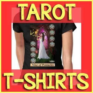 Tarot Tee Shirts