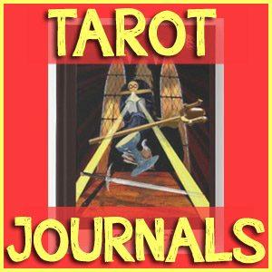 Tarot journals