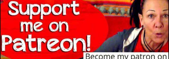 Support Tarot Romance on Patreon!