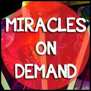 Your personal Tarot fairy performs miracles on demand!