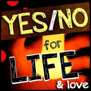 Yes or No Tarot readings for life & love