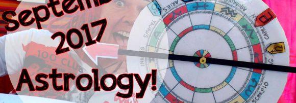 Astrology Overview September 2017