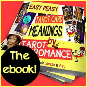 Easy Peasy Tarot Card Meanings!