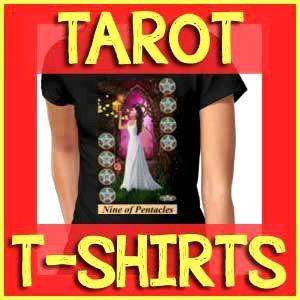 Funky Tarot T-Shirts!
