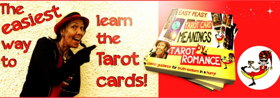 Easy Peasy Tarot Card Meanings – learn to read the Tarot cards in a week!