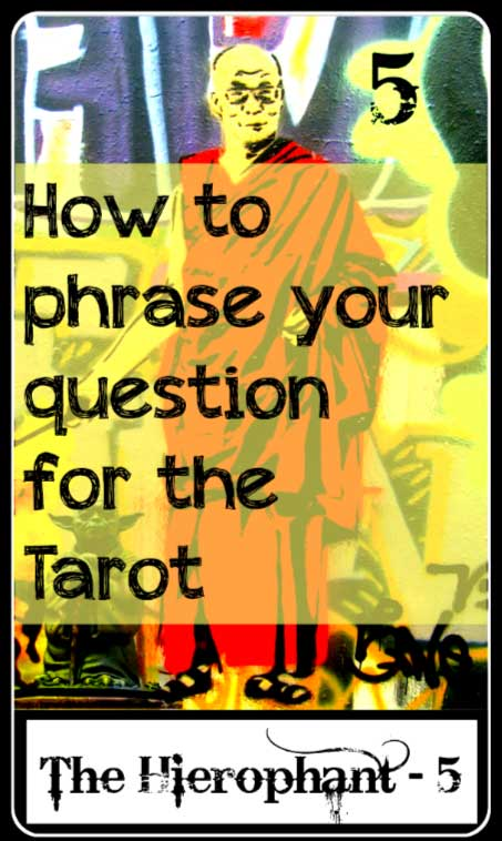 What's the most important aspect of a Tarot Reading? The question! Andif you want bang-on, uber-helpful answers to your questions, you need to be phrasing them right! Tarot Romance. #love #tarot #tarotquestions #tarotreadings #romance